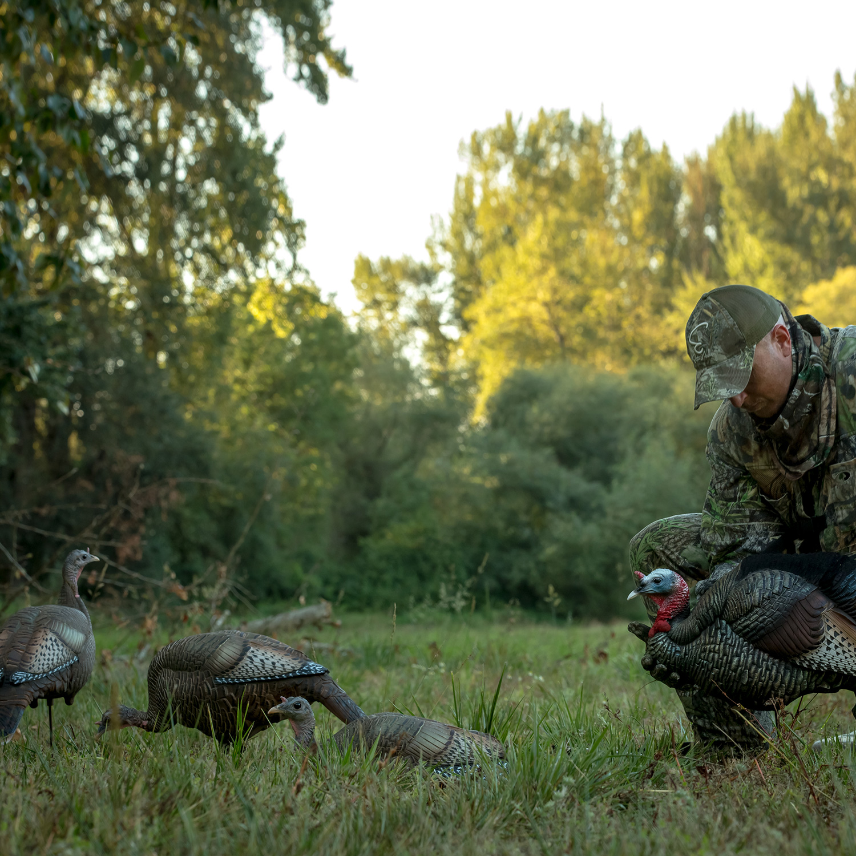 Turkey Flock Dave Smith Decoys